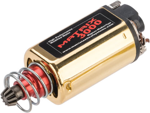 Matrix Performance Airsoft AEG Motor (Type: Magnum - High Torque / Medium)