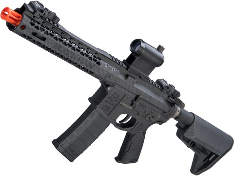 EMG Black Rain Ordnance BRO SPEC15 Licensed AR-15 Airsoft AEG Rifle w/ M-LOK Handguard (Color: Carbon Fiber / Shorty)