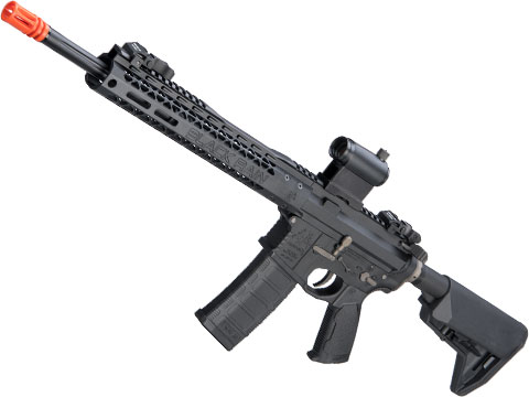 EMG Black Rain Ordnance BRO SPEC15 Licensed AR-15 Airsoft AEG Rifle w/ M-LOK Handguard (Color: Black / Carbine)