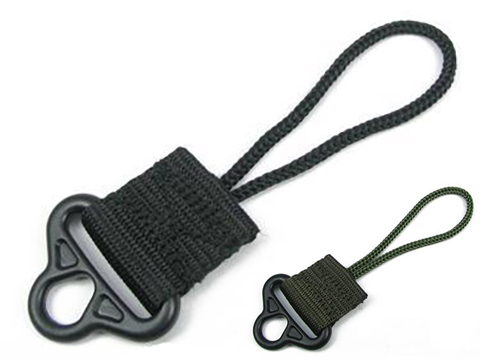 King Arms High Speed Sling for SMGs (Color: Black)
