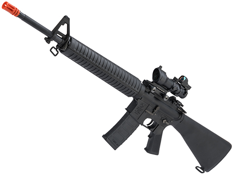 EMG Colt Licensed M16A4 Airsoft AEG Rifle (Color: Black)
