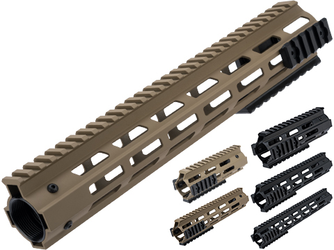 King Arms M-LOK Handguard for M4/M16 Series Airsoft AEGs