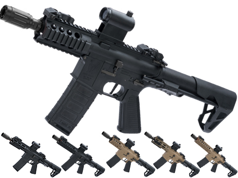 King Arms M4 PDW SBR Airsoft AEG Rifle