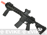 King Arms M4 TWS Alpha Carbine 9 Tactical Airsoft AEG Rifle - Black