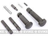 King Arms Steel Receiver Pin Set for WA / WE / G&P / King Arms M4 Airsoft GBB Gas Blowback Rifles