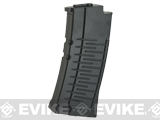 King Arms Polymer Magazine for VSS Airsoft AEG Sniper Rifles (Type: 120rd Long / 1 Pack)