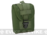 King Arms MPS Protection Pouch - OD Green