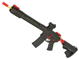 Black Rain Ordnance BRO M4 SPEC15 Airsoft AEG by King Arms (Color: Force / 3Gun)