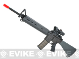 King Arms Colt Licensed Magpul MOE M16A3 Full Metal Airsoft AEG Rifle