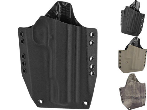 KAOS Concealment Belt / MOLLE Kydex Holster