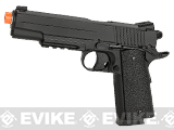 KWC GSR 1911 CO2 Gas Non-Blowback Metal Slide Airsoft Pistol