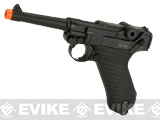 Bone Yard - KWC P08 Luger CO2 Powered Airsoft Pistol (Store Display, Non-Working Or Refurbished Models)