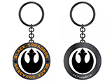 z Star Wars Black Squadron Metal Keychain