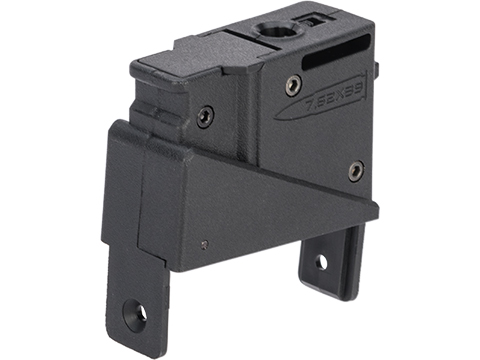 Angel Custom Magazine Adapter for Firestorm / Thunderstorm Airsoft AEG Drum Magazines (Version: SR47 AR47)