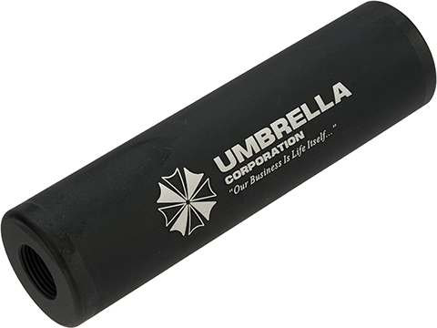 Matrix Airsoft Mock Silencer / Barrel Extension (Style: Umbrella Corp 1 / 110mm)