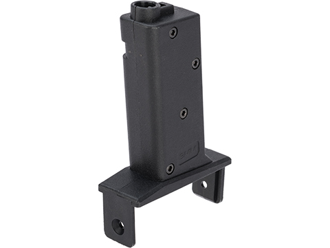 Angel Custom Magazine Adapter for Firestorm / Thunderstorm Airsoft AEG Drum Magazines (Version: ARP9 / Black)