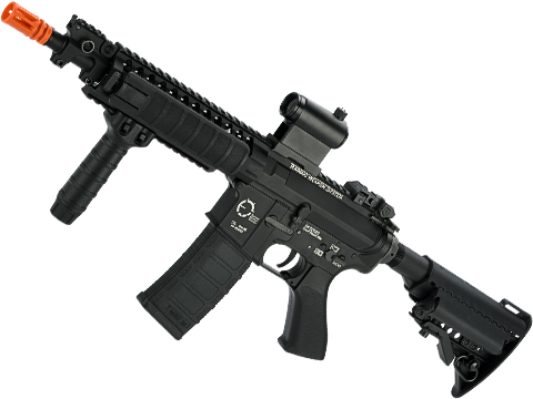 King Arms TWS M4 VIS Airsoft AEG (Color: Black / CQB)