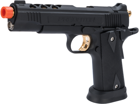 Predator Tactical Iron Shrike Gas Blowback 1911 Pistol by King Arms (Color: Custom II / CO2)
