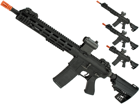 King Arms Ultra Grade II Polymer M4 TWS Airsoft AEG with M-LOK Handguard