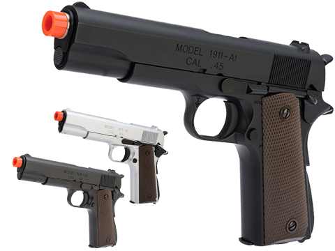 King Arms Gas Blowback 1911A1 Pistol