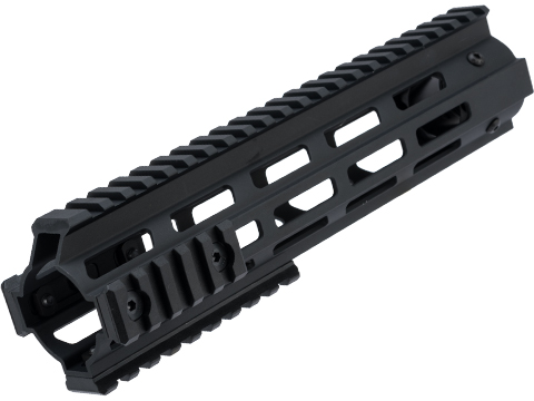 King Arms M-LOK Handguard for M4/M16 Series Airsoft AEGs (Color: Black / 9.5)