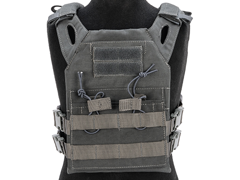 Matrix Level-1 Child Size Plate Carrier (Color: Grey)