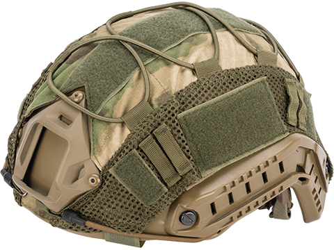 Matrix Bump Type Helmet Cover w/ Elastic Cord (Color: ATACS-FG)