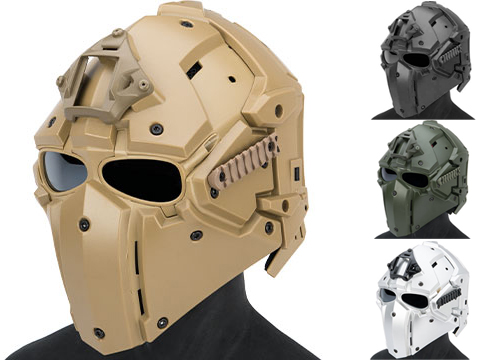 Matrix Tactical Helmet with Cooling Fan