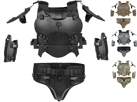 Matrix Full-Coverage Body Armor Suit
