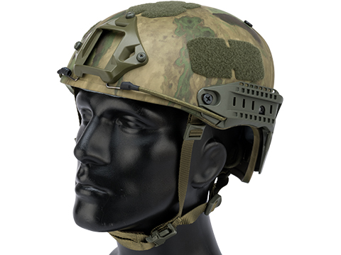 Avengers Air Flow Type Bump Helmet (Color: Arid Foliage)