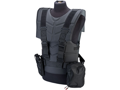 Matrix Defender Low Profile Body Armor (Color: Black)