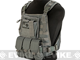 Avengers Tactical Spec. OPS MOLLE Plate Carrier / Load Bearing Vest (Color: Gray)