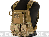 Avengers Tactical Spec. OPS MOLLE Plate Carrier / Load Bearing Vest (Color: Camo)