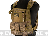 Avengers Tactical Spec. OPS MOLLE Plate Carrier / Load Bearing Vest (Color: Desert Serpent)