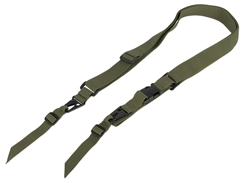 Matrix Two-point Sling without Bungee (Color: OD Green)