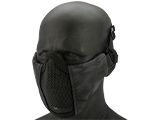 Matrix Steel Mesh Mask (Color: Urban Serpent)