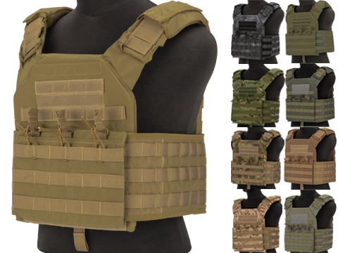 Matrix Level-2 Plate Carrier with Integrated Magazine Pouches