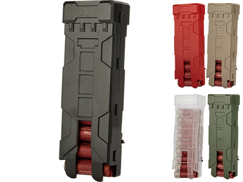 Matrix 10 Round MOLLE Polymer Shotgun Shell Carrier