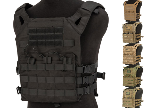 Matrix Level-1 Plate Carrier with Integrated Magazine Pouches