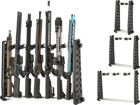 Matrix Modular Rifle Rack / Storage Stand for Long Guns
