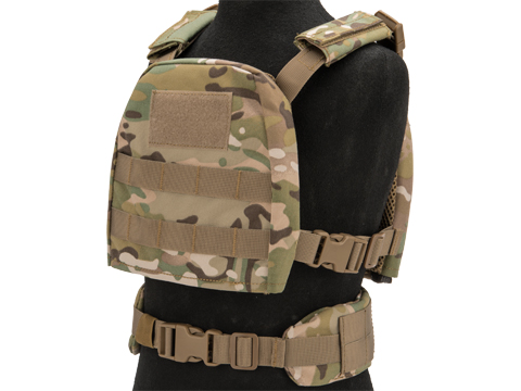 Matrix Tactical Childrens Vest with Battle Belt (Color: Camo / Small)
