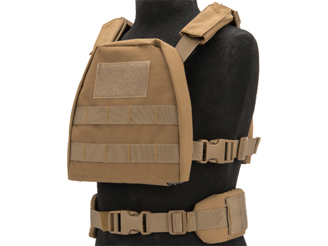 Matrix Tactical Children's Vest with Battle Belt (Color: Tan / Small)