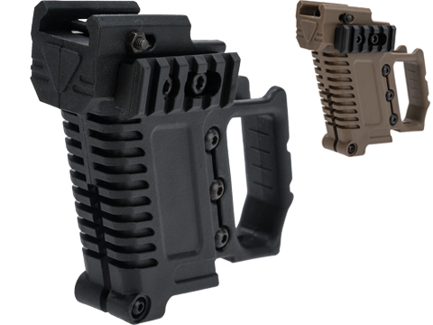 Matrix Custom Pistol Brawler Kit for Elite Force / UMAREX GLOCK Airsoft Gas Blowback Pistols