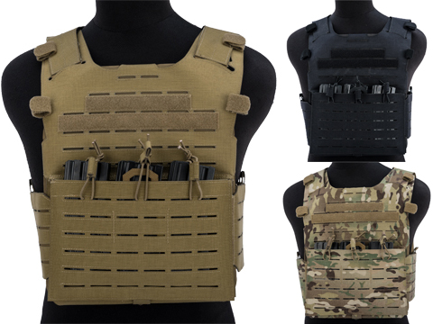 Matrix Fully Laser Cut Jumpable Plate Carrier Vest with Hypalon