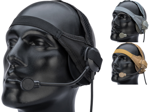 Matrix Tactical Headset w/ Headband