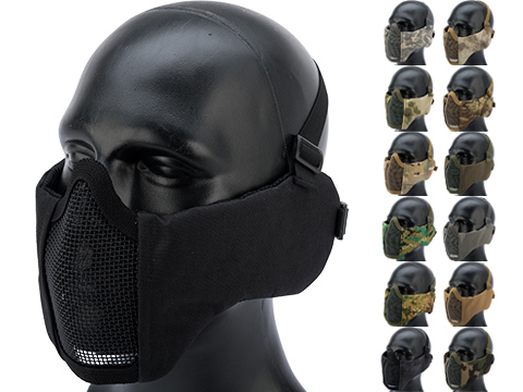 Matrix Battlefield Elite Mesh Mask w/ Integrated Ear Protection