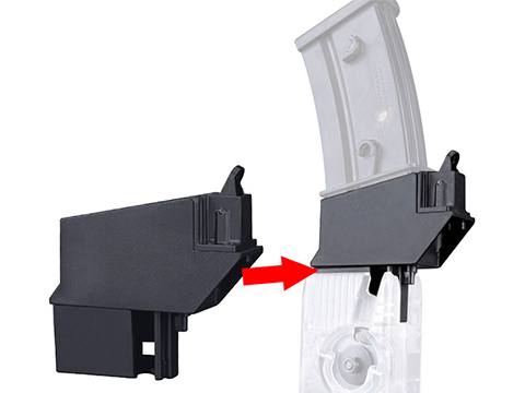 Matrix Magazine Adapter for Odin Innovations Speedloaders (Type: G36)