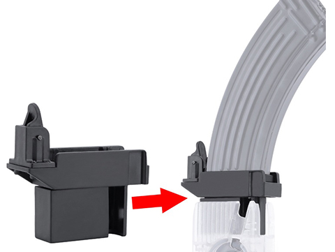 Matrix Magazine Adapter for Odin Innovations Speedloaders (Type: AK)