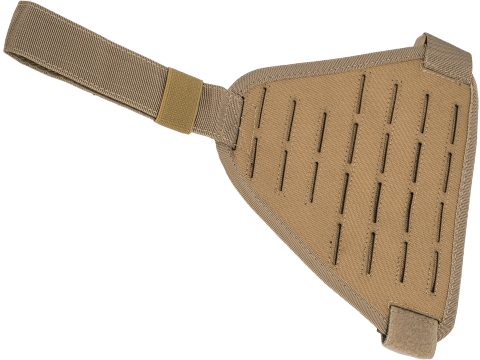 Matrix Tactical Laser Cut MOLLE Drop Leg Panel - S/M (Color: Tan)