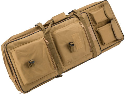Matrix Tactical Single Padded Rifle Bag with Extension (Color: Tan / 33.5)